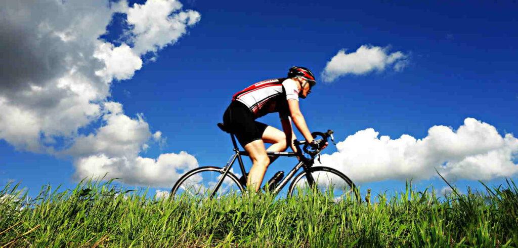 Kerékpáros